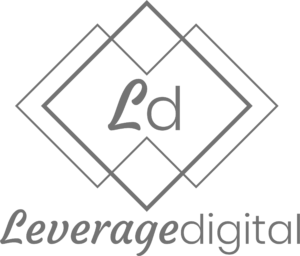 Leverage Digital Full Logo