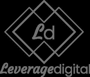 Leverage Digital Full Logo